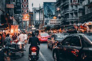 rondtrekken Thailand